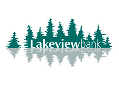 Lakeview Bank Logo - TOL Sponsor